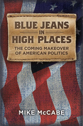 Blue Jeans in High Places book cover