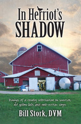 In Herriot's Shadow book cover
