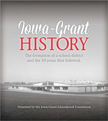 Iowa Grant History book cover