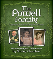 The Powell Family Book Cover