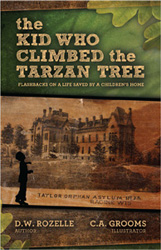 The Kid Who Climbed the Tarzan Tree book cover