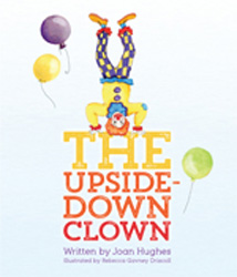 The Upside Down Clown book cover