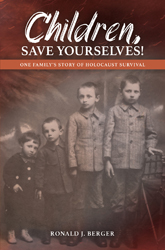 Children Save Yourselves book cover