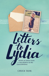 Letters to Lydia book cover