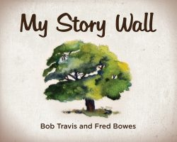 My story wall book cover