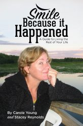 Smile because it happened book cover