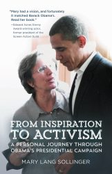 From Inspiration to activism book cover