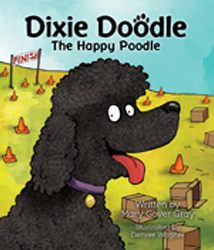Dixie Doodle The Happy Poodle book cover
