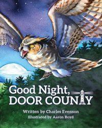 good night door county book cover
