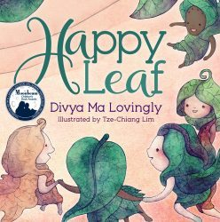 Happy Leaf Book Cover