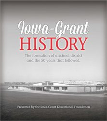 Iowa Grant History book cover