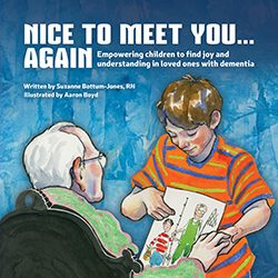 Nice to meet you again book cover