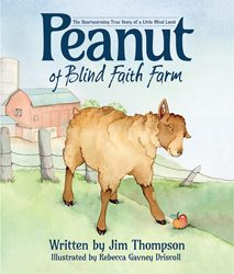 Peanut of Blind Faith Farm book cover