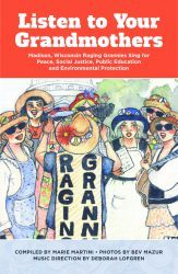 Raging Grannies book cover
