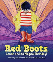 Red Boots book cover