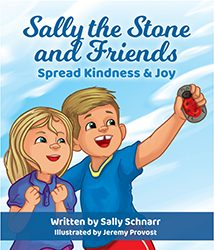 Sally the stone book cover